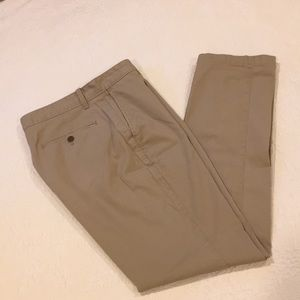 "Banana Republic ""Aiden "" slim fit pants size 32/32"